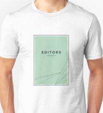 EDITORS // design turquoise Unisex T-Shirt