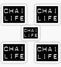 CHAI LIFE  ~ JEWISH SWAG stickers Sticker