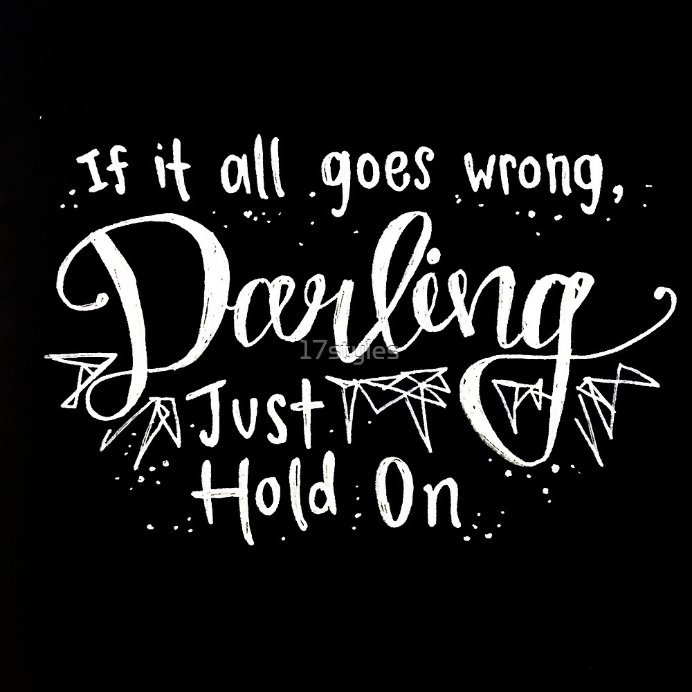"Darling, Just Hold On - Louis Tomlinson"" by 17styles 