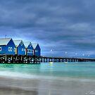 busselton jetty 2 by michelle robertson
