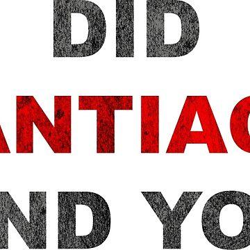 ¿Te envió Santiago? de AKindChap