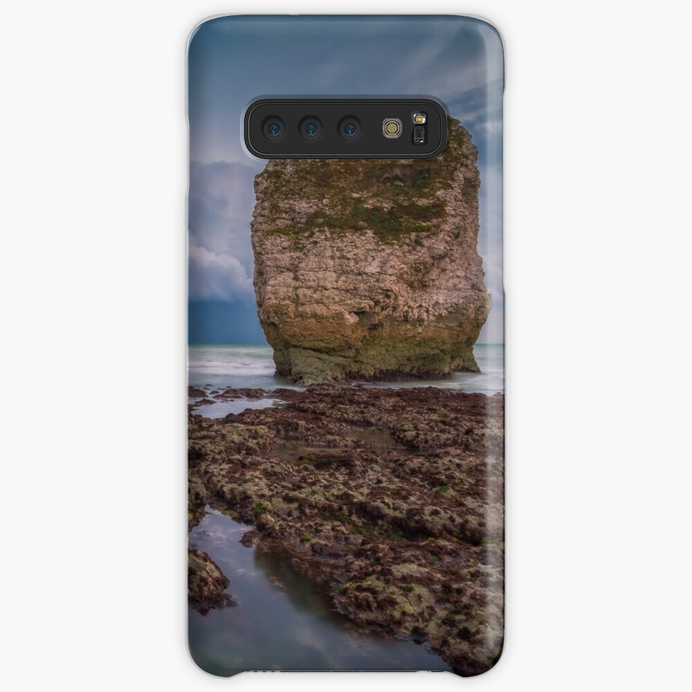 Storm At Freshwater Bay #2 Case & Skin for Samsung Galaxy