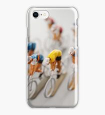 Cyclists 1 iPhone Case/Skin