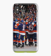 Islanders at the Barn iPhone Case
