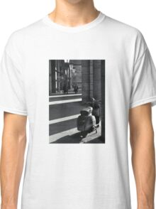 Scooter in Rome Classic T-Shirt