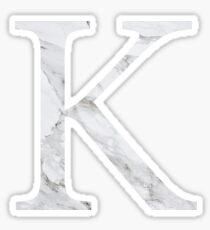 Kappa-marble Sticker