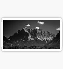Zugspitze Sticker