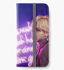 BTS-V iPhone Wallet