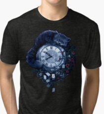 Time in Wonderland Tri-blend T-Shirt