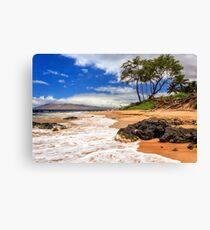 Keawakapu Beach - Mokapu Beach Canvas Print