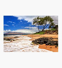 Keawakapu Beach - Mokapu Beach Photographic Print