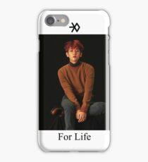 EXO FOR LIFE PHONE CASE WINTER BAEKHYUN 2 iPhone Case/Skin