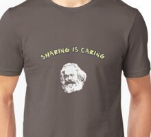 sharing is caring Unisex T-Shirt