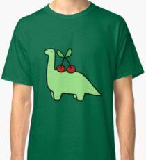 Cherry Long Neck Dino Classic T-Shirt