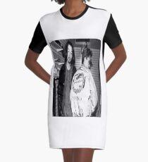 Keanu & River Graphic T-Shirt Dress