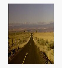 My own private idaho Photographic Print