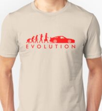 Evolution of Pilot (4) T-Shirt