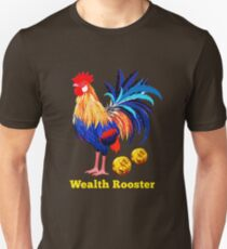 Rooster 2017 Chinese New Year Unisex T-Shirt