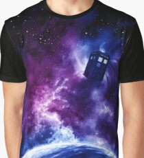 Space and Time Graphic T-Shirt