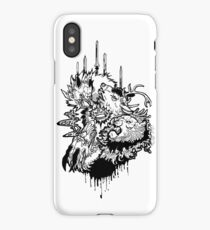 Game of Thrones House Fight iPhone Case