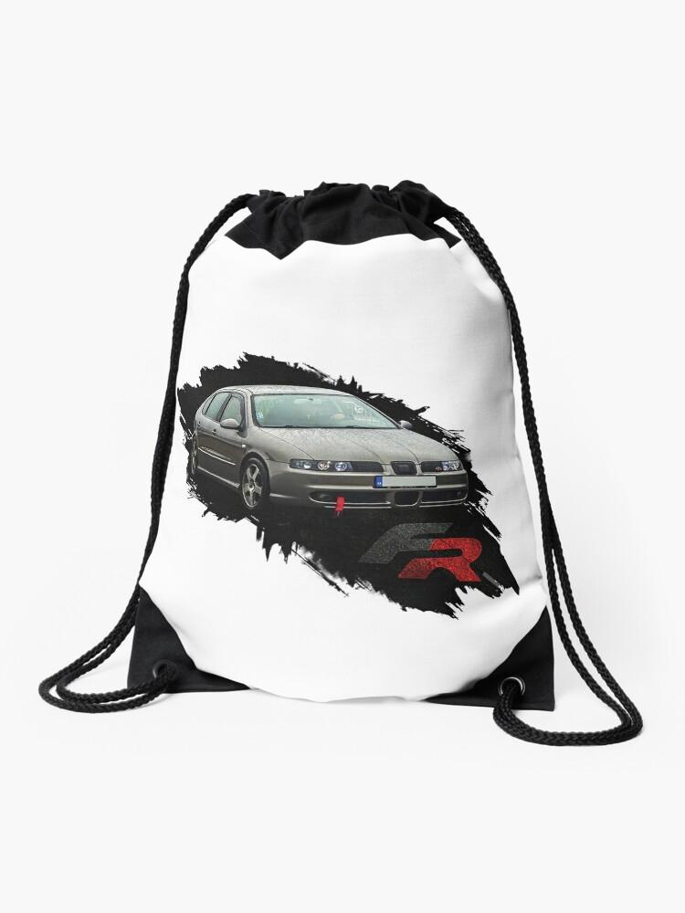 Seat Leon Mk1 Fr Drawstring Bag By Lowlifeofficial