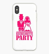 Junggesellinnenparty iPhone-Hülle & Cover