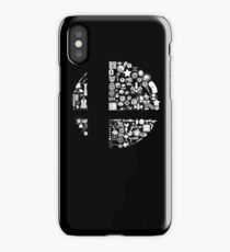 Super Smash Items iPhone Case/Skin
