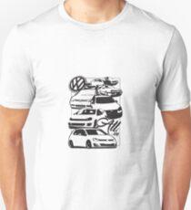 Volkswagen All In Unisex T-Shirt
