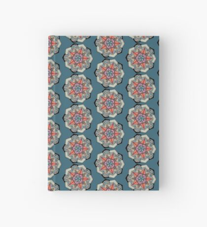Pentacle Mandala Hardcover Journal