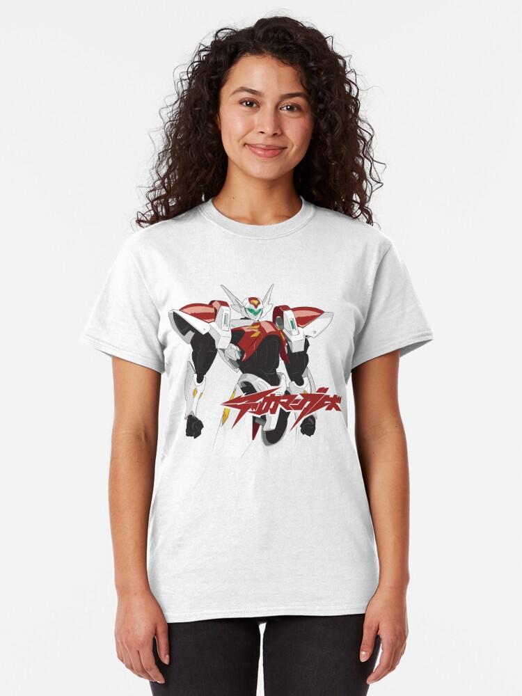 Alternate view of Tekkaman Blade Classic T-Shirt