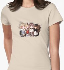 Bravely Default Women's Fitted T-Shirt