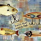 Time To Fish by Betsy  Seeton