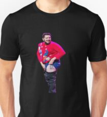Sal Vulcano. Unisex T-Shirt