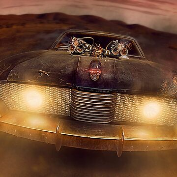 MAD MAX beyond SILVERTON by timz