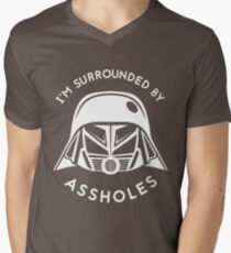spaceballs  Mens V-Neck T-Shirt