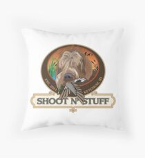 Miles' Shoot & Stuff Throw Pillow