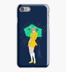 """Salt """"Girl"""" Reigen Arataka iPhone Case/Skin"""