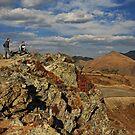 Mountain Pass by Rachel Leigh