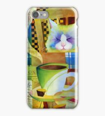 Morning Table iPhone Case/Skin
