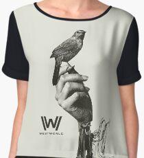 Westworld Bird Women's Chiffon Top