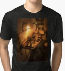 Dentist - Dental Lab Tri-blend T-Shirt