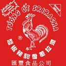 Sriracha Full by Aaron Booth