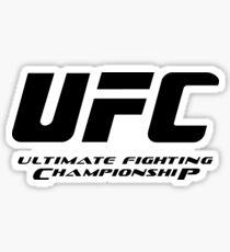 Ultimate Fighting Championship - UFC tour 2016 nm1 Sticker