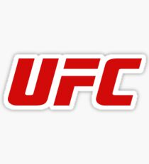 Ultimate Fighting Championship - UFC tour 2016 nm2 Sticker