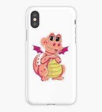 Peach Girl Dragon iPhone Case