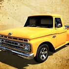 F100 Stepside by Keith Hawley