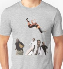 RKO Out Of Nowhere Unisex T-Shirt