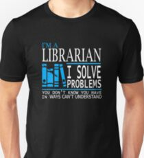 AWESOME LIBRARIAN T SHIRT T-Shirt