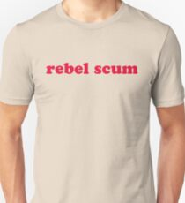 rebel scum Slim Fit T-Shirt
