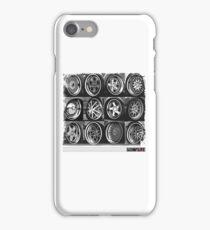LowLife wheels iPhone Case/Skin